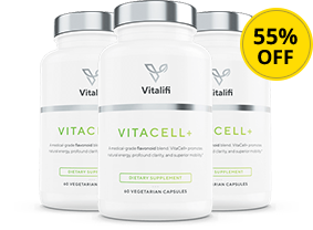 3 bottles of Vitacell+