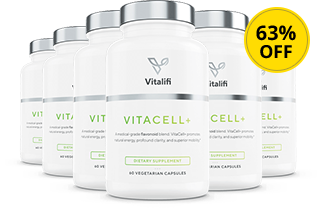 6 bottles of Vitacell+